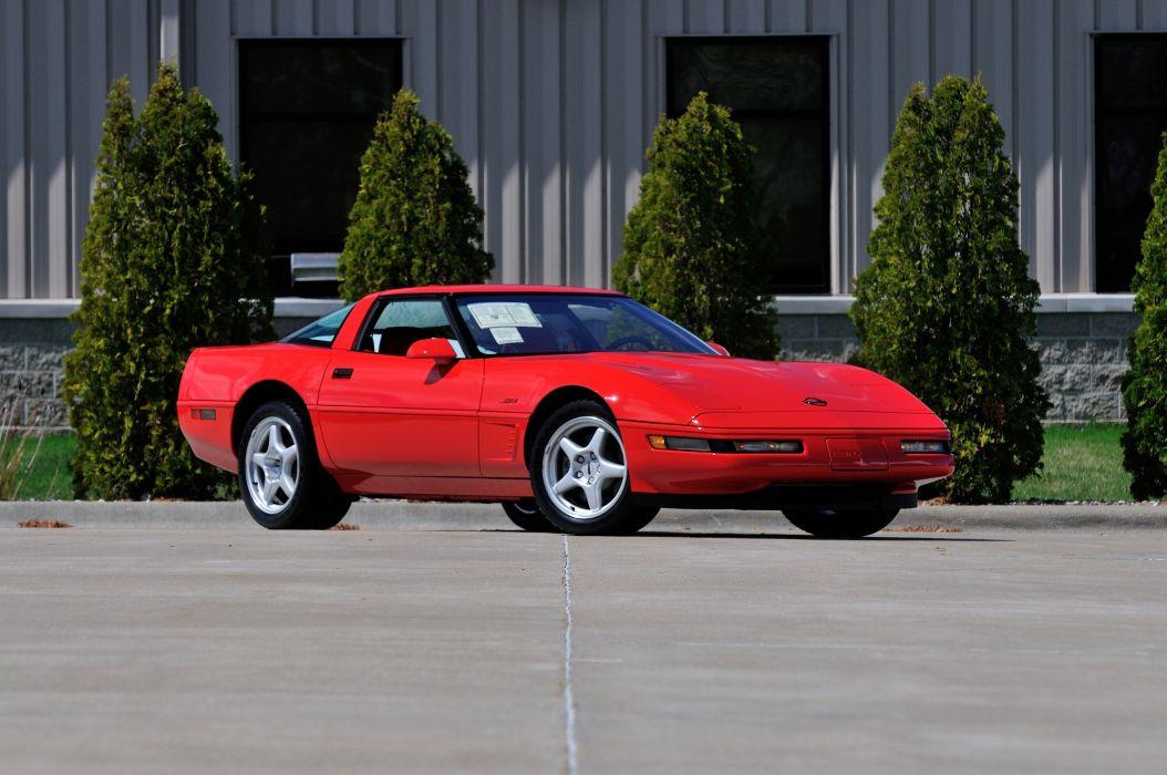 1993 Chevrolet Corvette ZR1 40th Anniversary Muscle USA 4200x2790-12 wallpaper