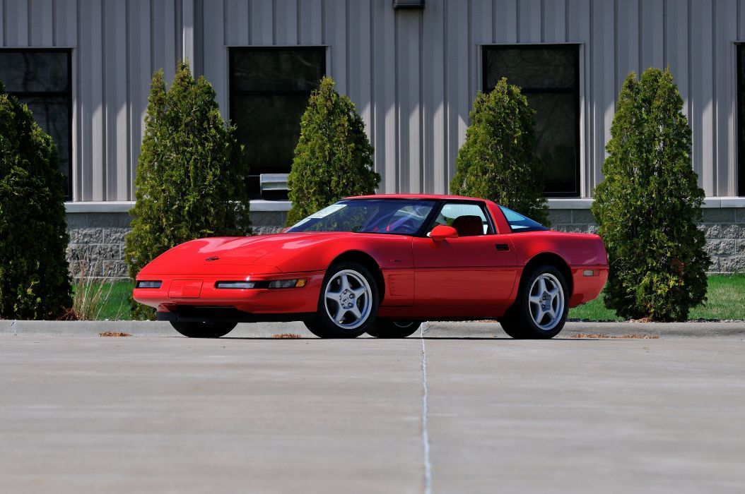 1993 Chevrolet Corvette ZR1 40th Anniversary Muscle USA 4200x2790-15 wallpaper