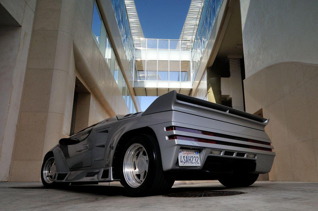 1993 Vector W8 Super Car Supercar Silver USA 4200x2790-08 wallpaper