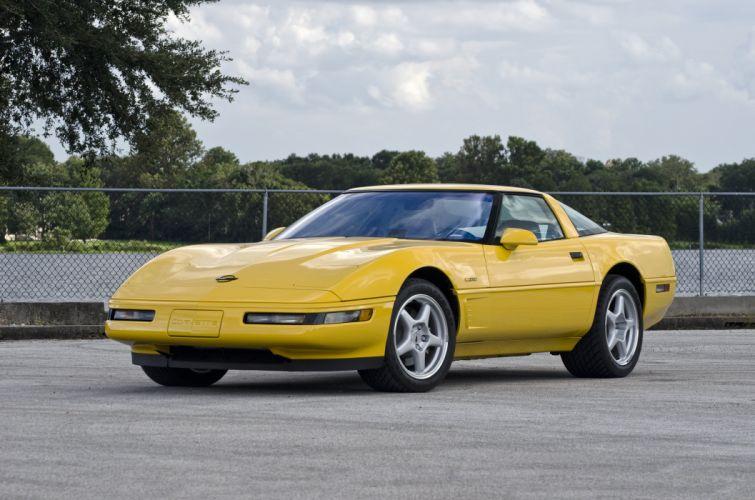 1995 Chevrolet Corvette ZR1 Muscle USA 4200x2790-01 wallpaper