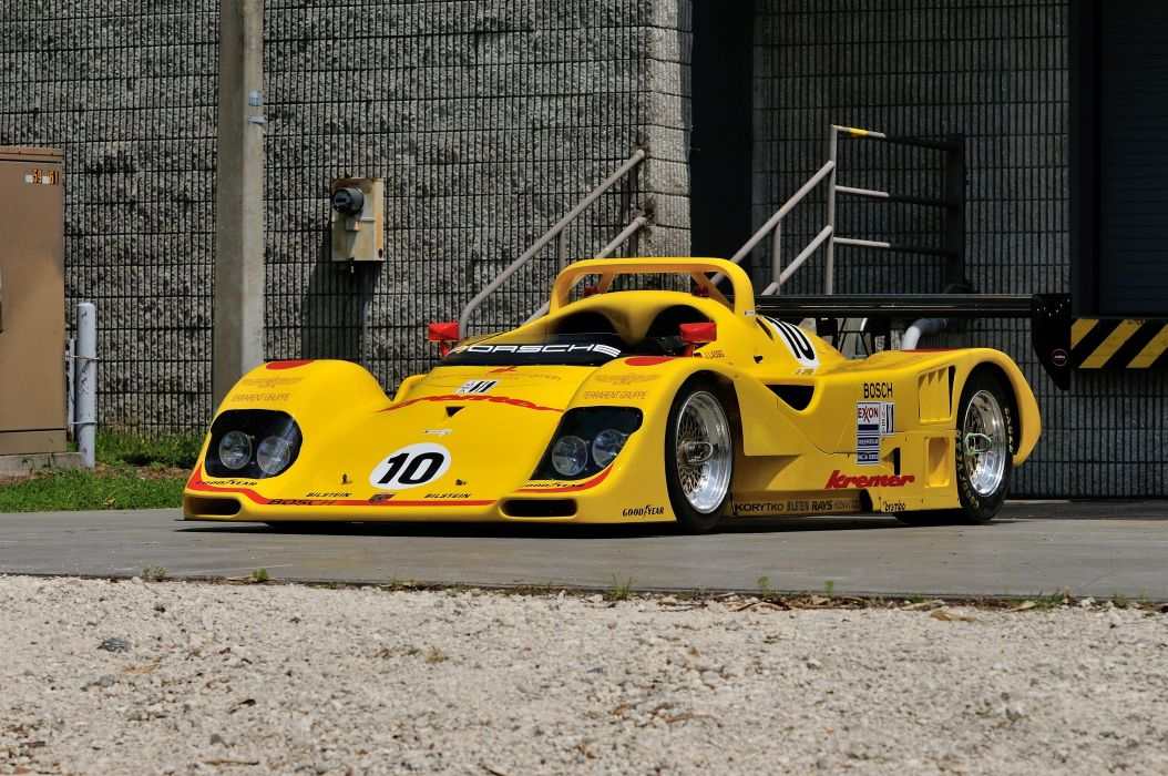 1995 Porsche 962 K8 Spyder Race Prototipe 4200x2790-01 wallpaper