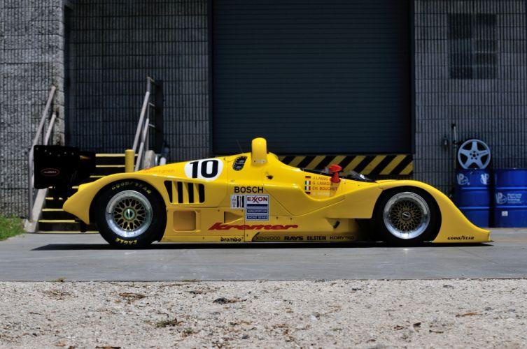 1995 Porsche 962 K8 Spyder Race Prototipe 4200x2790-02 wallpaper