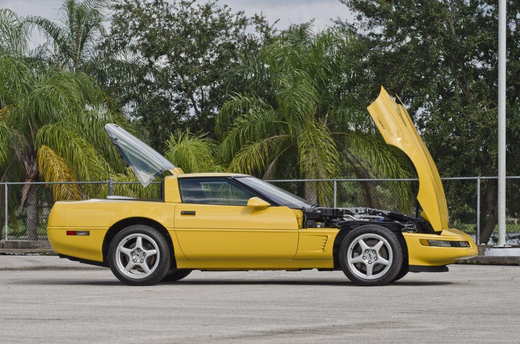 1995 Chevrolet Corvette ZR1 Muscle USA 4200x2790-02 wallpaper