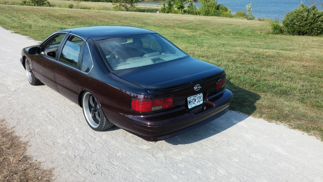 1996 Chevrolet Impala SS Muscle USA 4200x2370-03 wallpaper