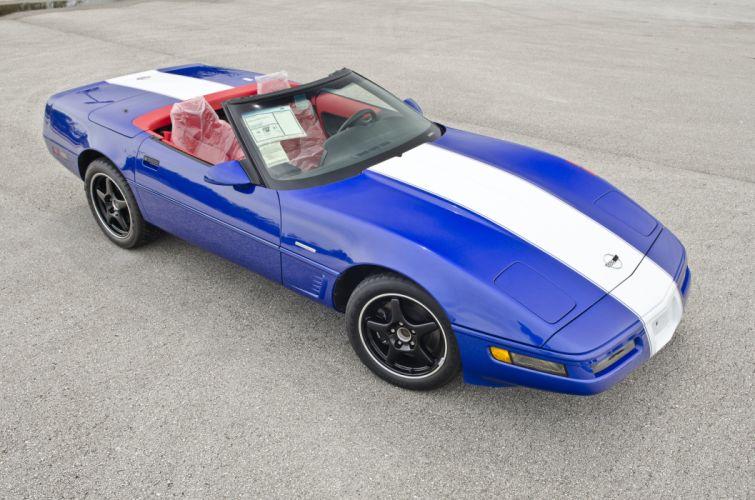 1996 Corvette GS Convertible Muscle USA 4200x2800-03 wallpaper