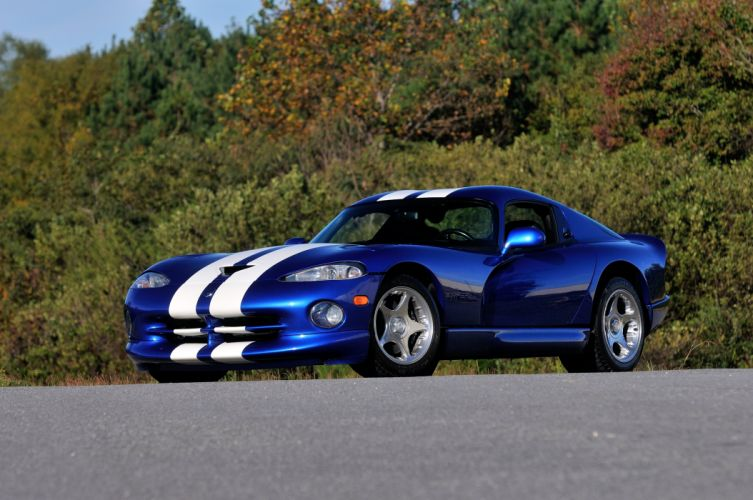 1996 Dodge Viper GTS Coupe Muscle Supercar USA 4200x2790-01 wallpaper