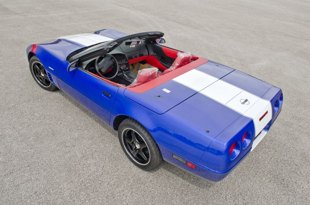 1996 Corvette GS Convertible Muscle USA 4200x2800-02 wallpaper