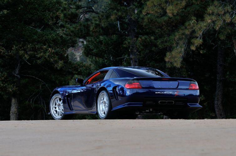 1997 Chevrolet Corvette Callaway C12 Muscle Supercar USA 4200x2790-03 wallpaper