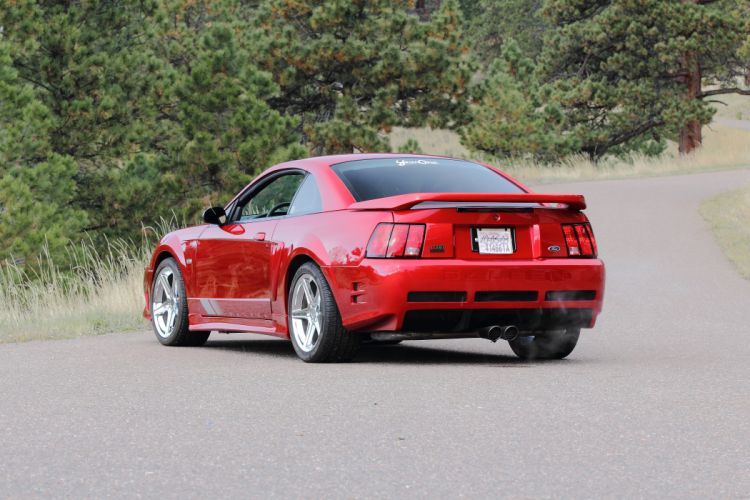 2001 Ford Mustang Saleen Muscle USA 4200x2800-01 wallpaper