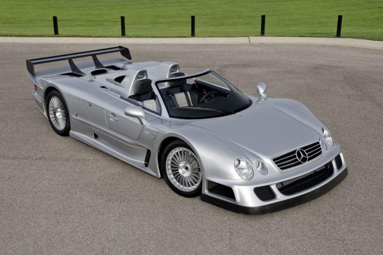 2002 Mercedes Benz CLK AMG Street Versio Supervar 4200x2800-03 wallpaper