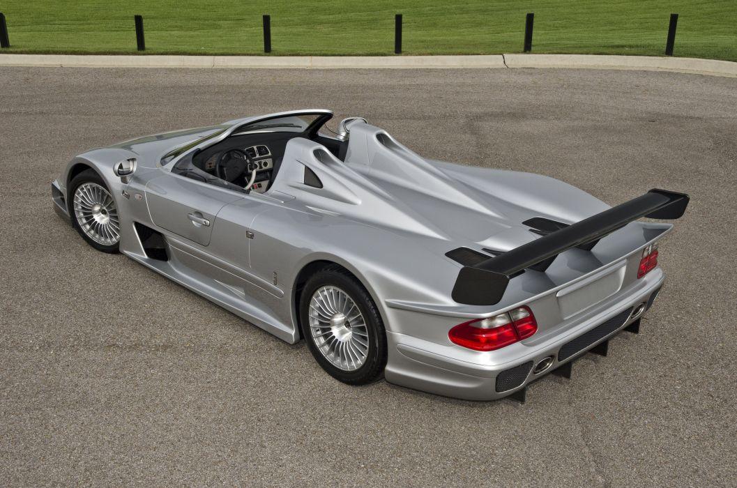 2002 Mercedes Benz CLK AMG Street Versio Supervar 4200x2800-04 wallpaper