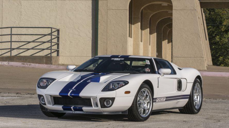 2005 Ford GT Supercar USA 4200x2350-01 wallpaper