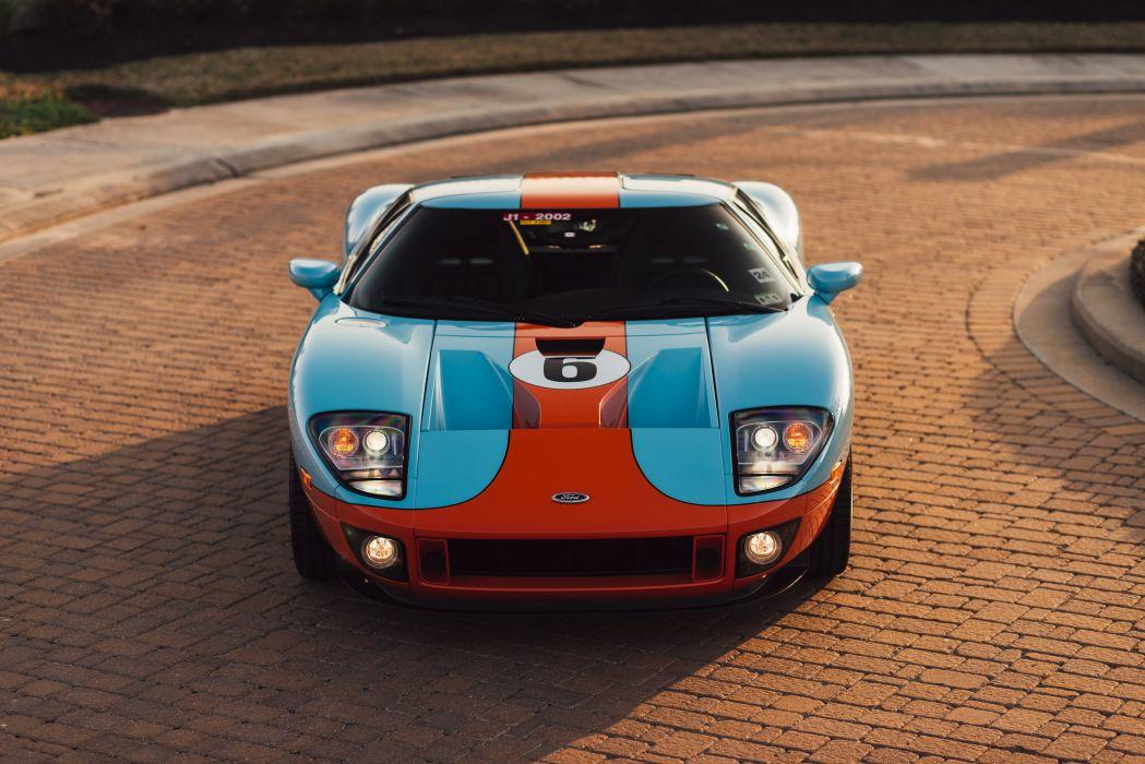 2006 Ford Gt Heritage Edition Super Car Super Car Usa