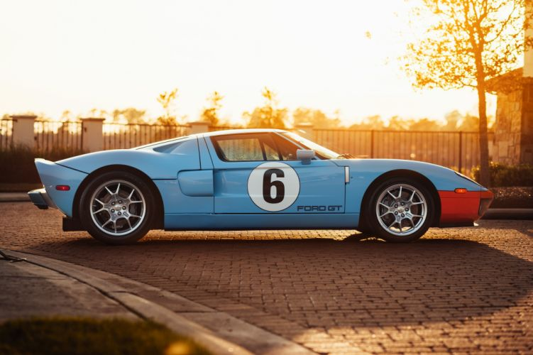 2006 Ford GT Heritage Edition Super Car Super Car USA 4200x2800-06 wallpaper