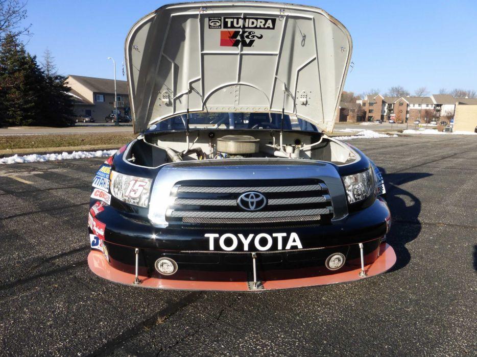 2007 Toyota Tundra NASCAR Race Truck Race Truck USA 2550x1920-03 wallpaper