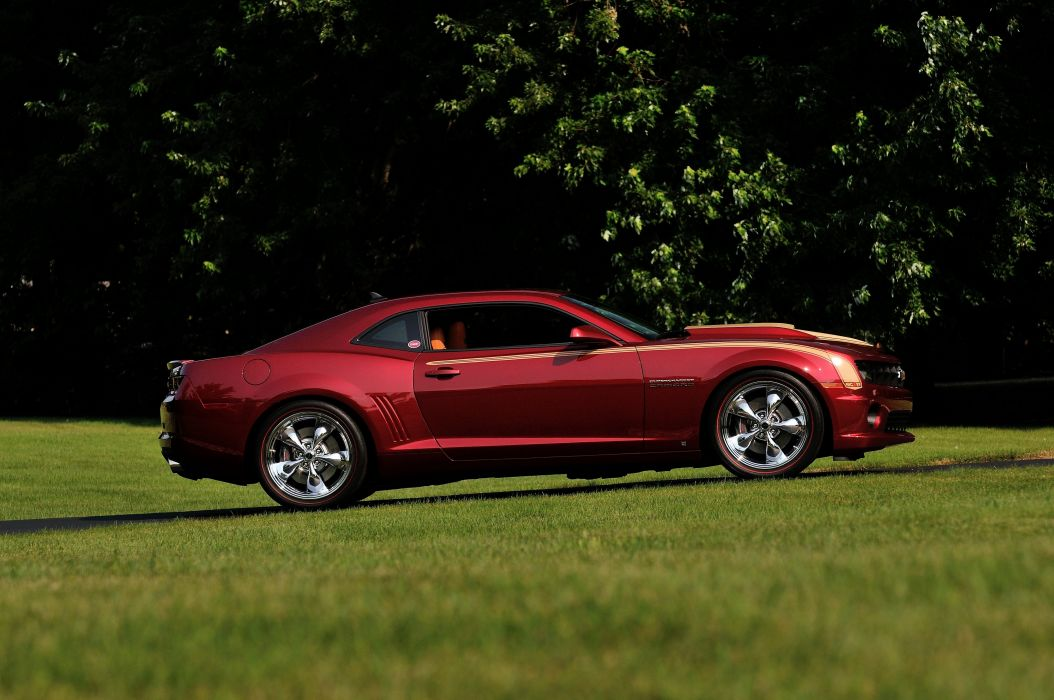 2010 Chevrolet Nickey Camaro StageII SE Muscle USA 4200x2790-02 wallpaper