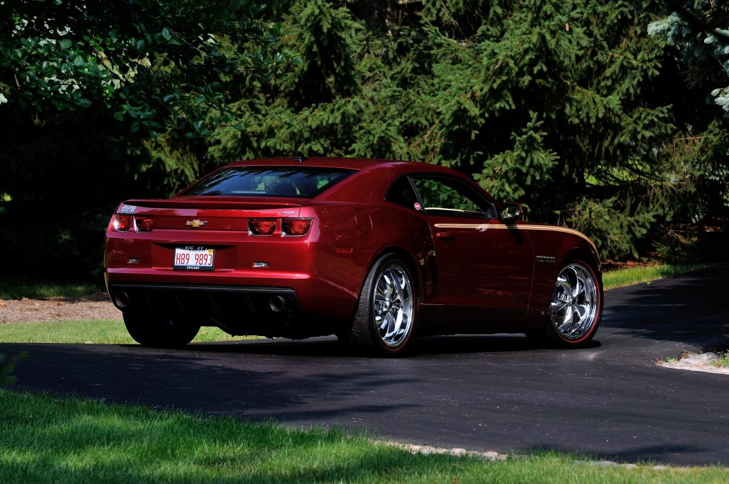 2010 Chevrolet Nickey Camaro StageII SE Muscle USA 4200x2790-03 wallpaper