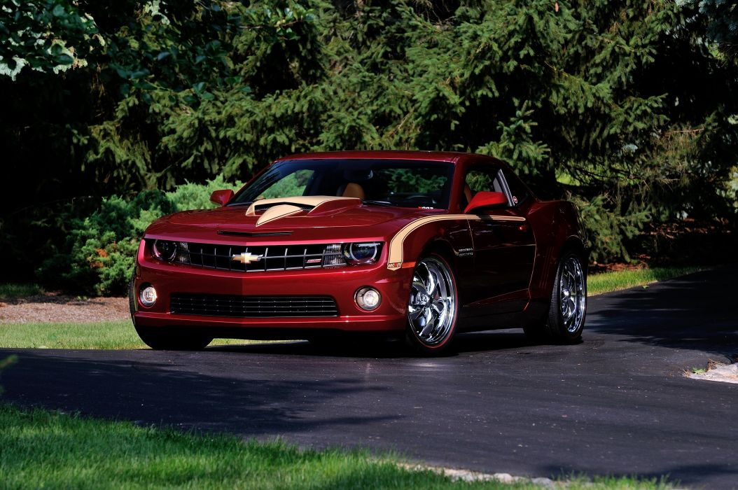2010 Chevrolet Nickey Camaro StageII SE Muscle USA 4200x2790-05 wallpaper