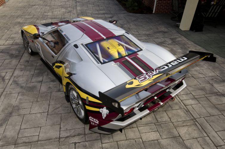 2010 Matech Ford GT1 Race Car Supercar USA 4200x2790-02 wallpaper