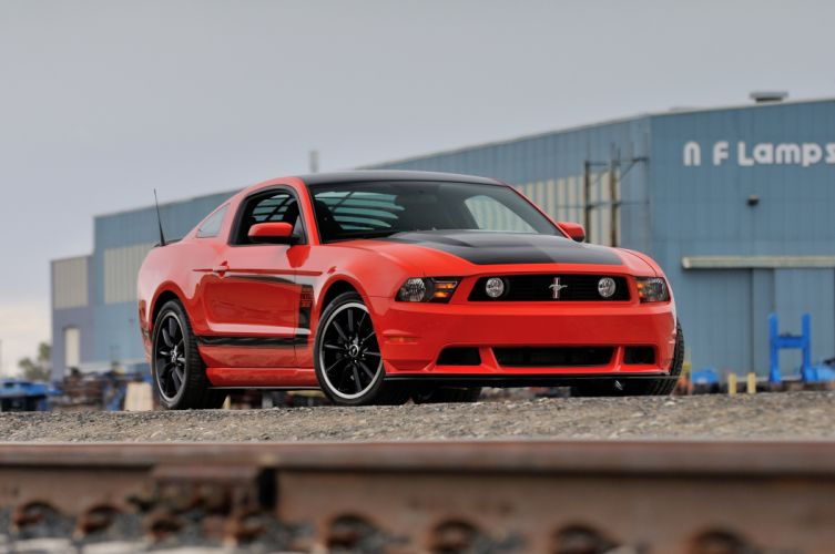 2012 Ford Mustang Boss 302 Patriot Edition Mucle USA 4200x2790-01 wallpaper
