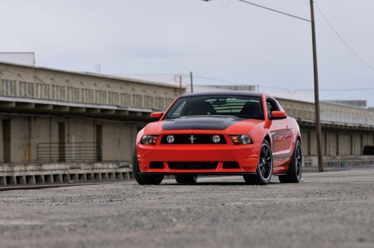 2012 Ford Mustang Boss 302 Patriot Edition Mucle USA 4200x2790-02 wallpaper