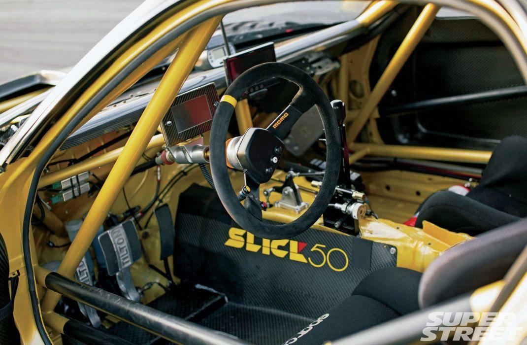 1995 mazda RX7 custom carbon bodykit cars racecars wallpaper