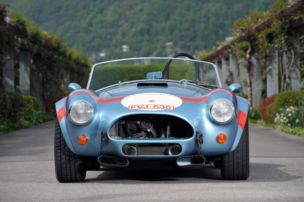Shelby Cobra 289 FIA Competition cars classic Roadster 1964 wallpaper