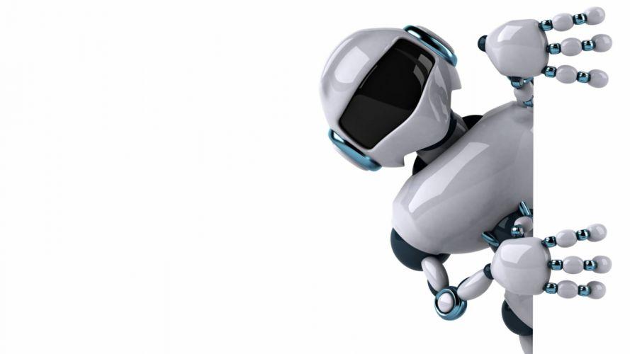 Technology Robot wallpaper