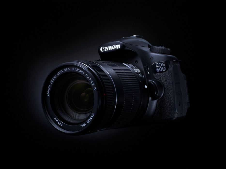 Technology camera canon eos 60D photos wallpaper