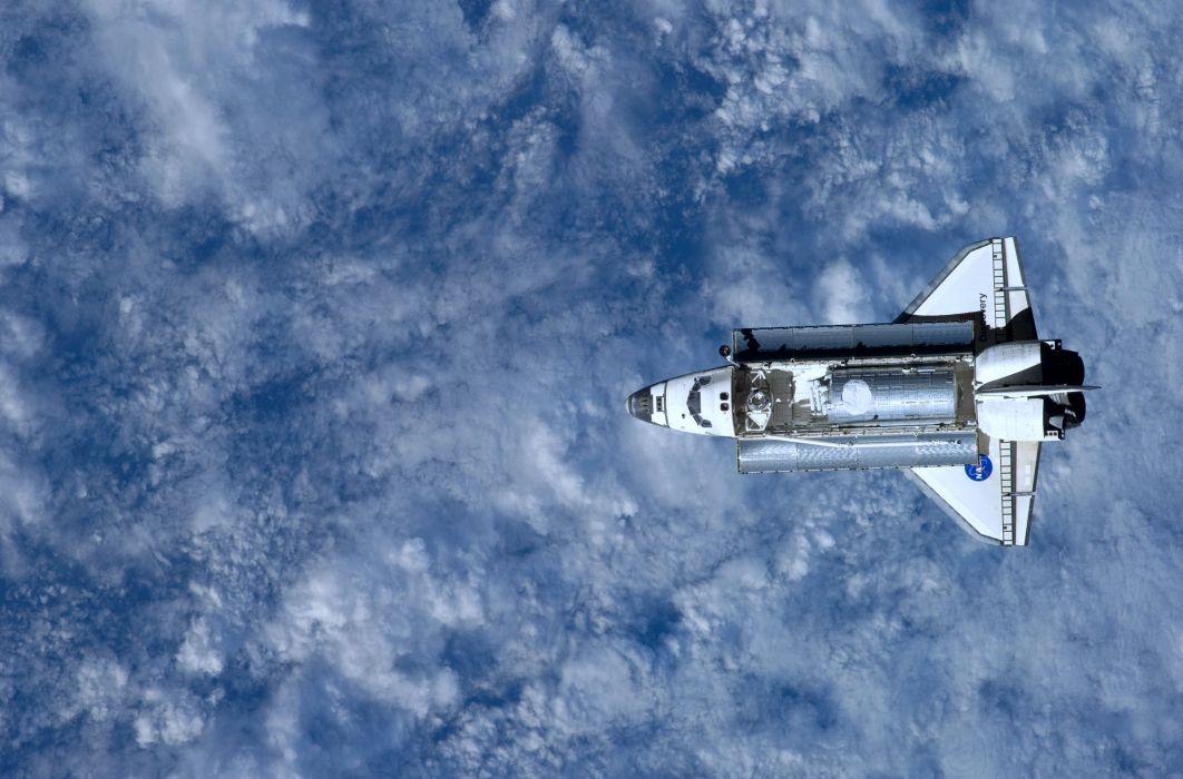 astronauts Base Earth NASA satellite Shuttle sky space technology unpack wallpaper