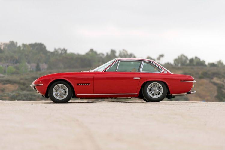 Lamborghini Islero 400 GTS cars classic 1969 wallpaper