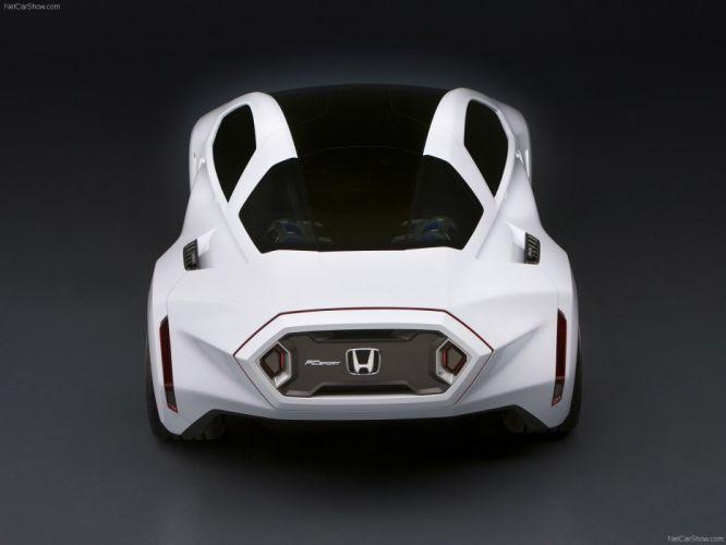 2008 Concept Honda FC Sport cars wallpaper