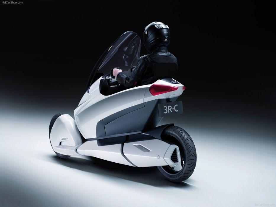 Honda 3R-C Concept cars 2010 wallpaper