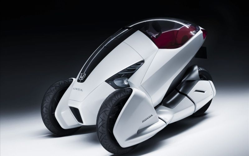 Honda P-NUT Concept cars 2009 wallpaper