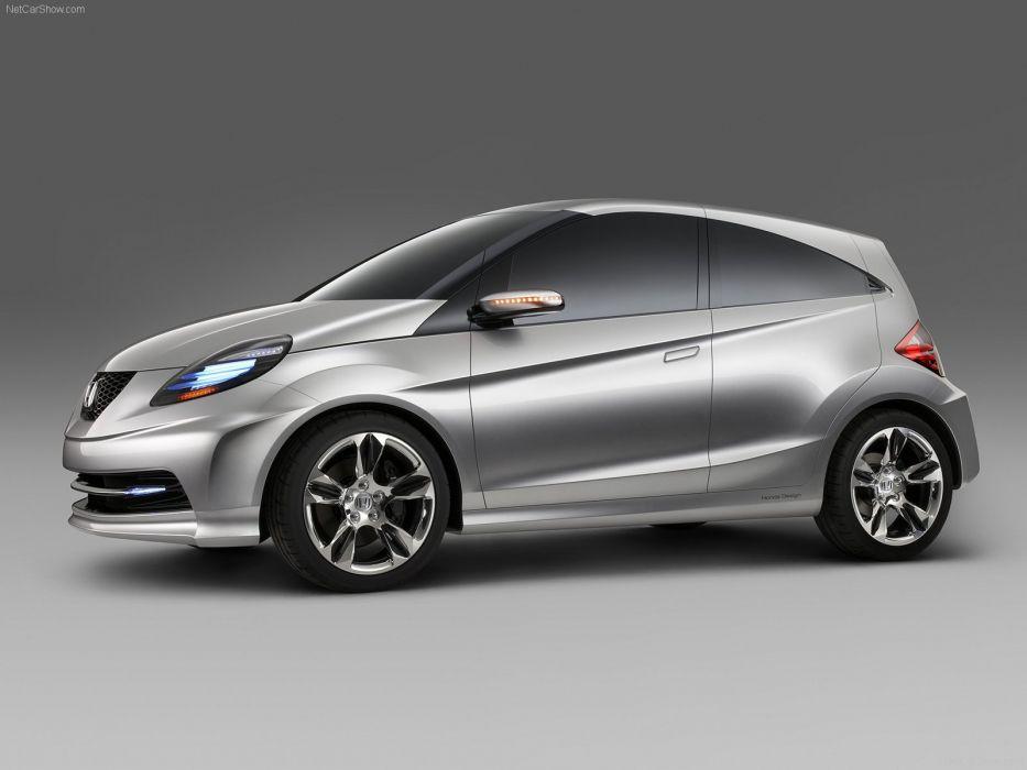 Honda New Small Concept cars 2010 wallpaper