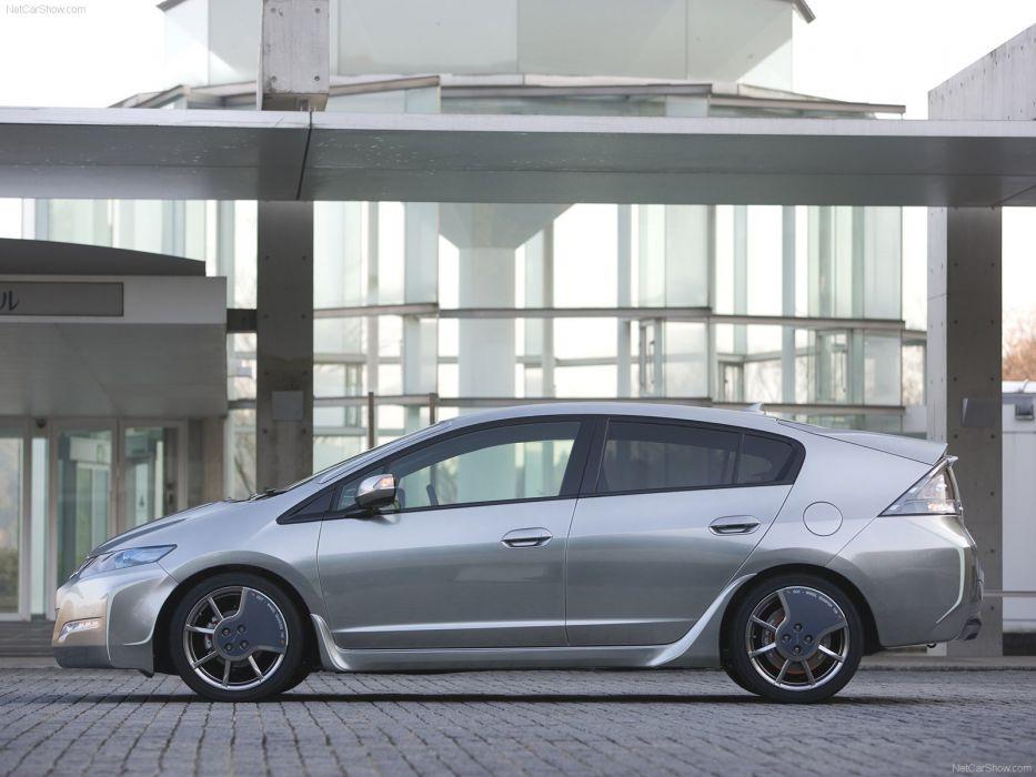 2010 Concept Honda insight modulo sports wallpaper