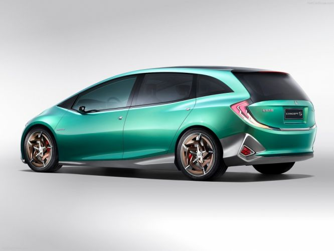 Honda S Concept cars 2012 wallpaper