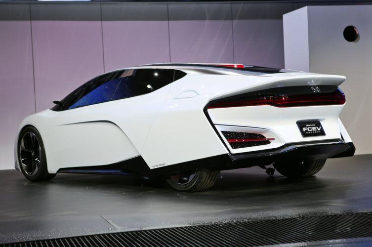 2013 Concept fcev Honda cars wallpaper