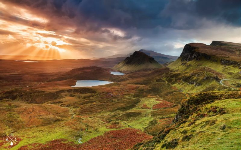 scotland isle of skyeshotlandiya wallpaper