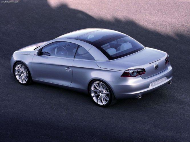 Volkswagen Concept c concept cars convertible 2004 wallpaper