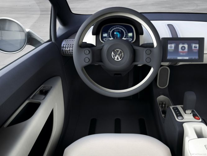 Volkswagen Up Concept cars 2007 wallpaper
