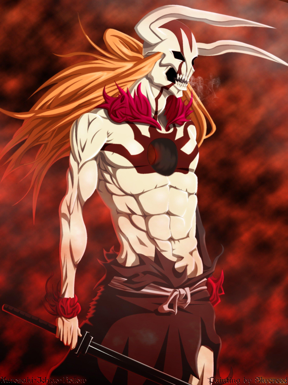 Studio Bleach Character Anime Series Guy Kurosaki Ichigo Wallpaper