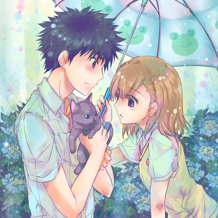100+ Gambar Anime Couple Keren Terpisah HD Gratis