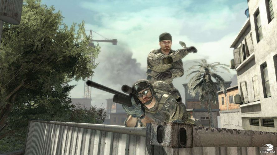 SKILL SPECIAL FORCE military fps shooter action fighting war soldier 1sforce strategy tactical warrior wallpaper