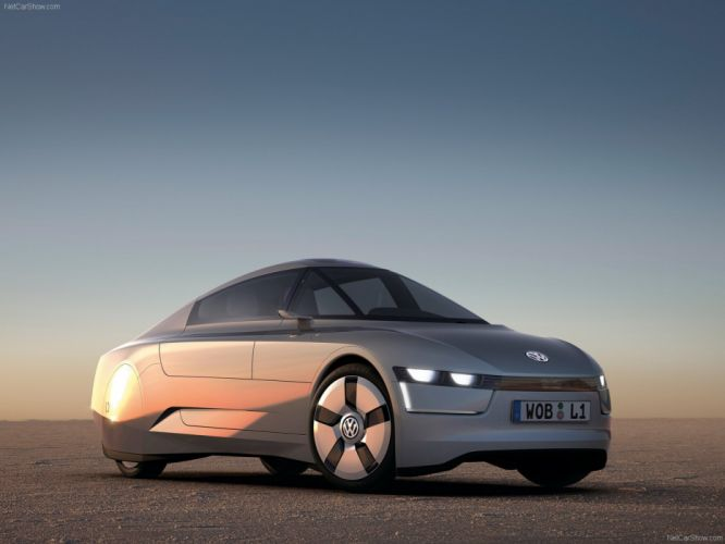Volkswagen L1 Concept cars 2009 wallpaper