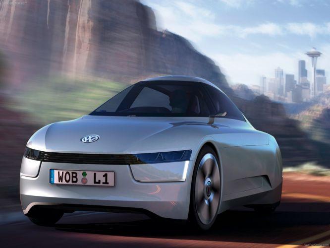 Volkswagen L1 Concept cars 2009 wallpaper