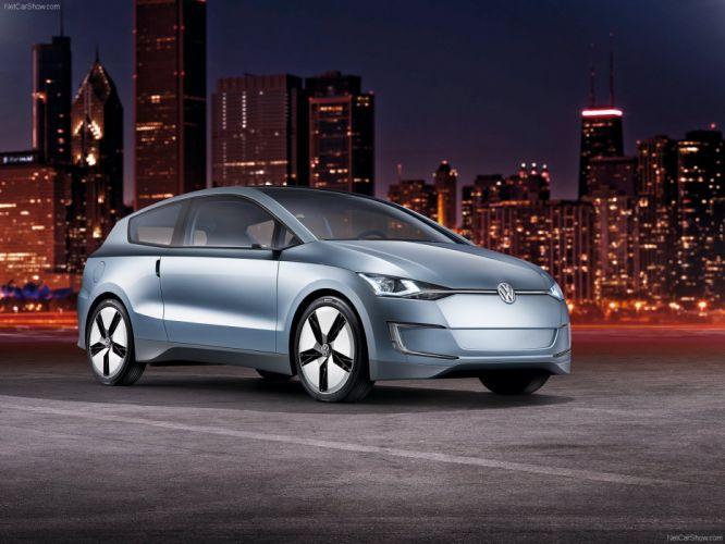 Volkswagen Up Lite Concept cars 2009 wallpaper