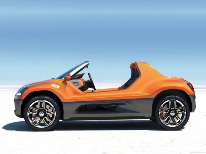Volkswagen Buggy Up Concept cars 2011 wallpaper