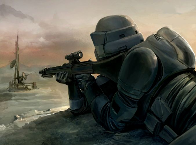 STAR WARS Galaxies sci-fi mmo rpg action fighting adventure 1swg space online trading card wallpaper