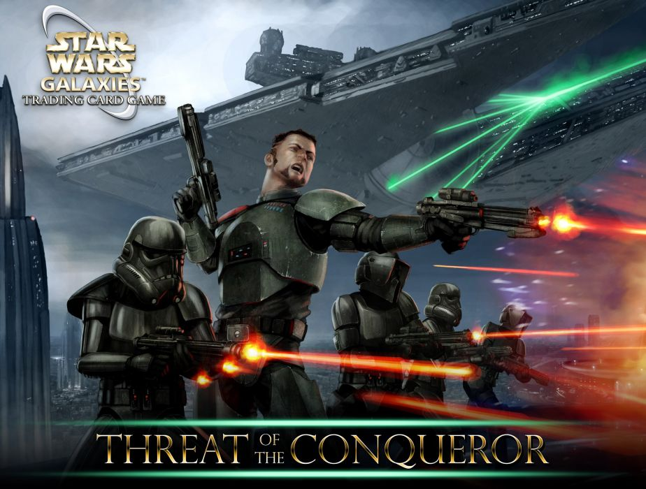 Star Wars Galaxies Sci Fi Mmo Rpg Action Fighting Adventure 1swg Space Online Trading Card Wallpaper 2357x1786 657798 Wallpaperup